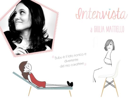 Intervista a Giulia Mattiello