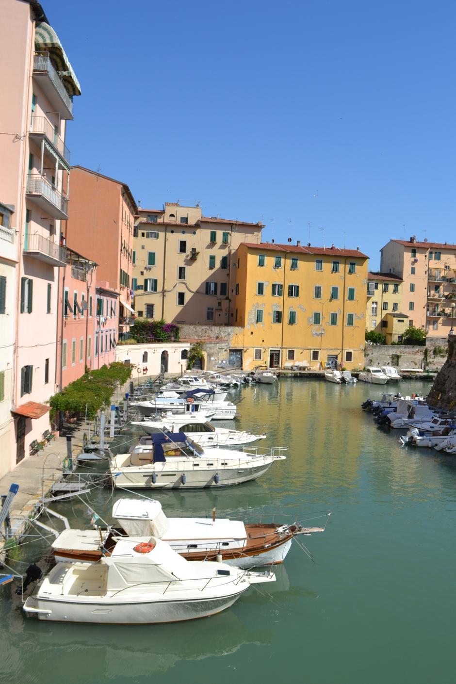 Livorno Passeggiata Tra Terrazze E Canali Viaggiare Con Serendipita