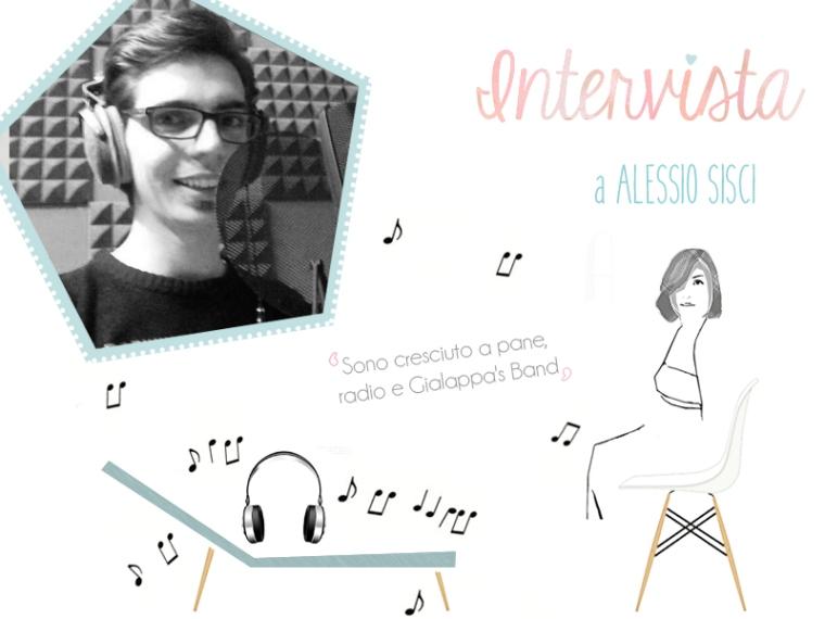 Intervista a  Alessio Sici