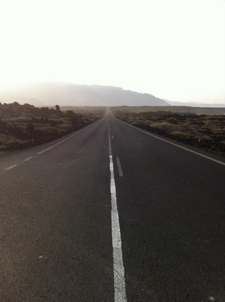 Strada vicino Orzola