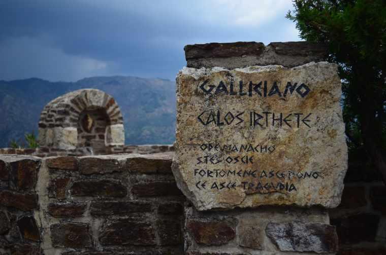 foto ingresso a Galliciano di Condofuri-min
