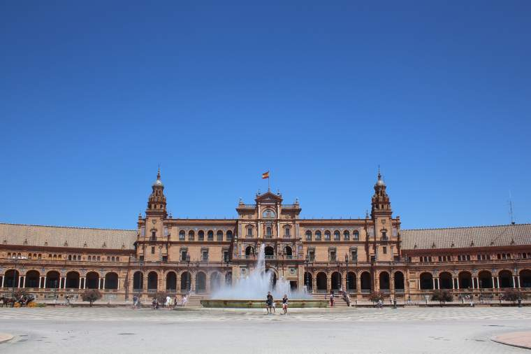 Plaza de Espana-min