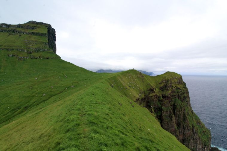 Kallur lighthouse - Isola di Kalsoy