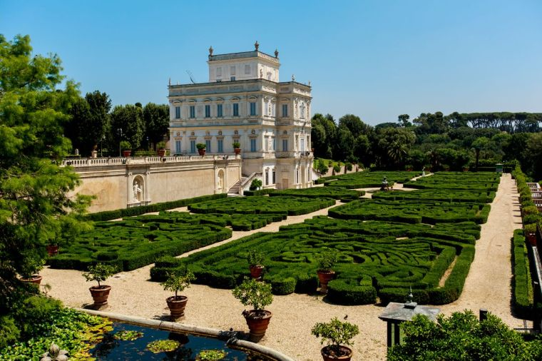 Villa-doria-pamphili