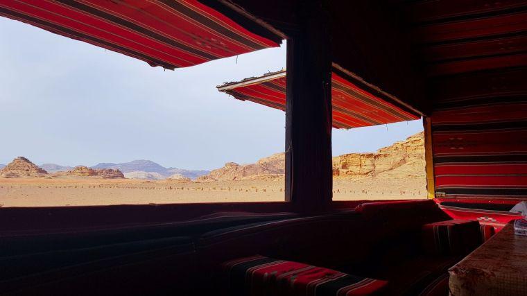 Wadi Rum campo