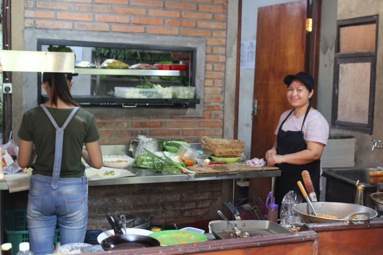Balinese Home Cooking - Ubud