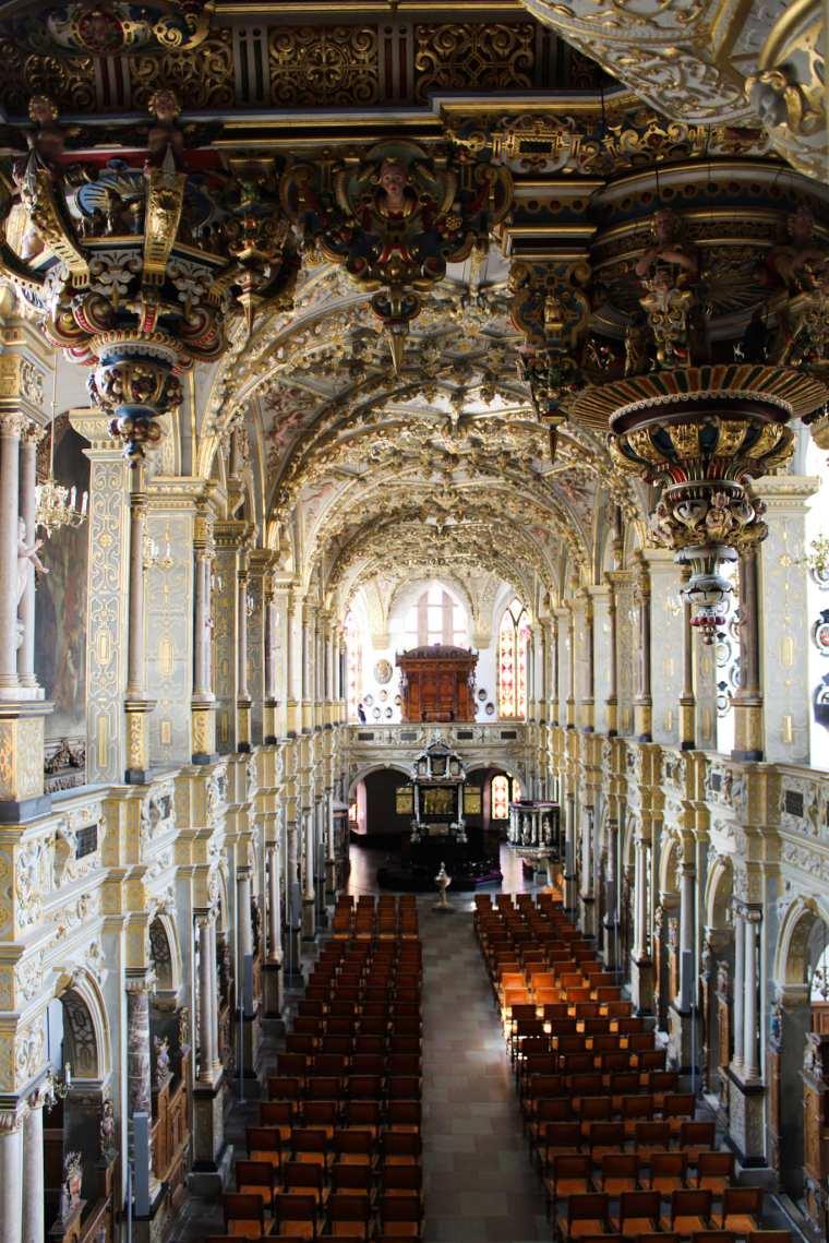 Frederiksborg - Cappella Reale