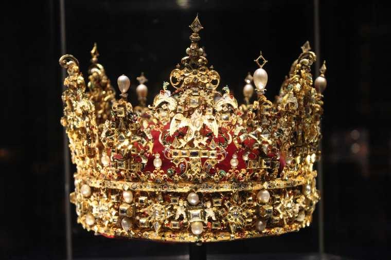 Rosenborg - Gioielli della corona