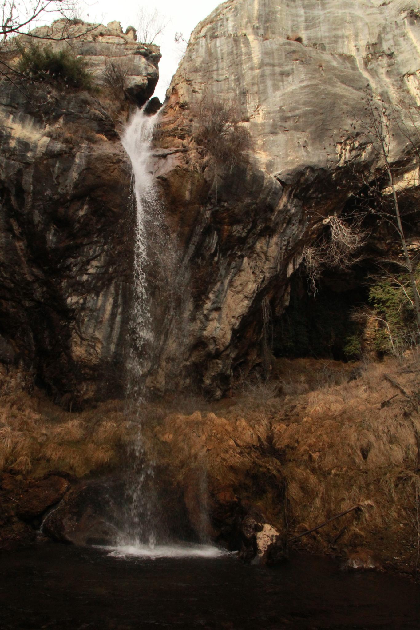 Cascata Pisciai